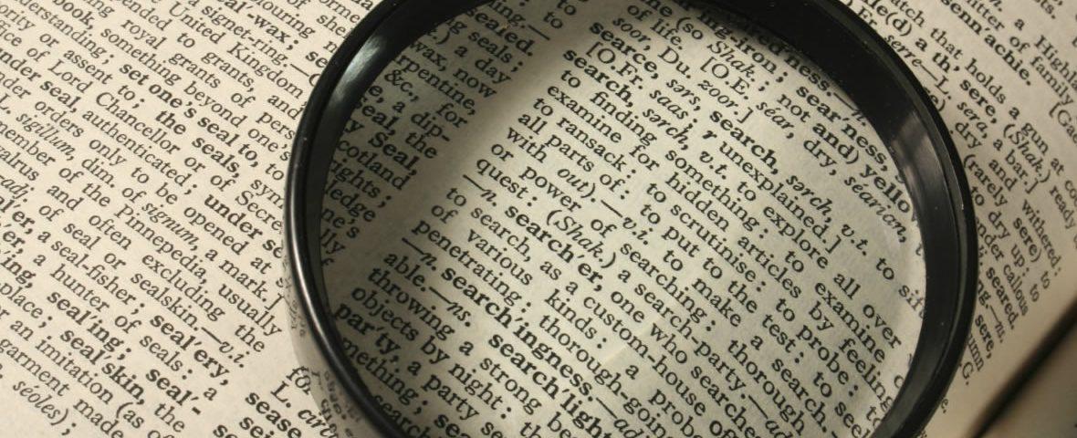 dicionario Viracopos